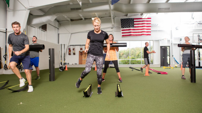 Adult Fitness Classes At I'move
