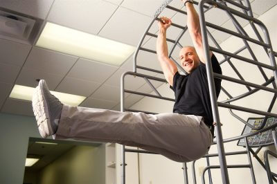 Mike Klobucher, I'move Physical Therapist, On The True Stretch