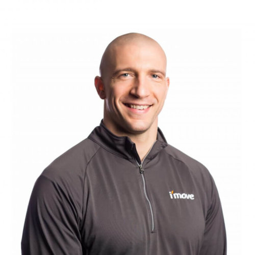 Mike Klobucher, Physical Therapist, I'move Rockford