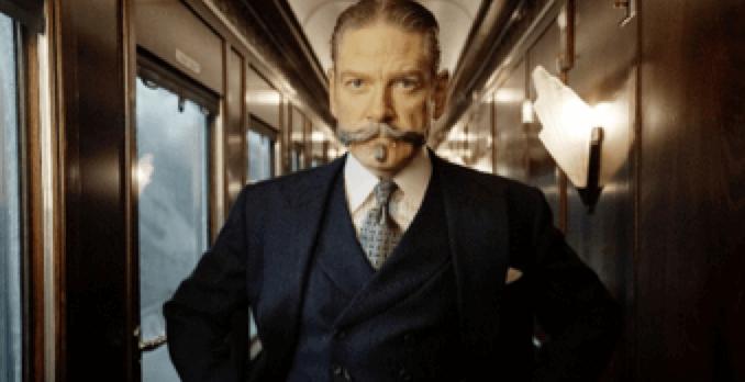 The Month Of Moustache Wisdom: Hercule Poirot