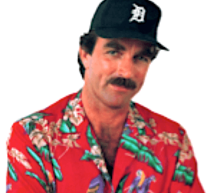 The Month Of Moustache Wisdom Part 2: Magnum PI