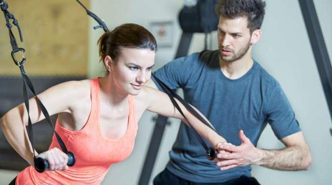 I'move Strength Training Exercise
