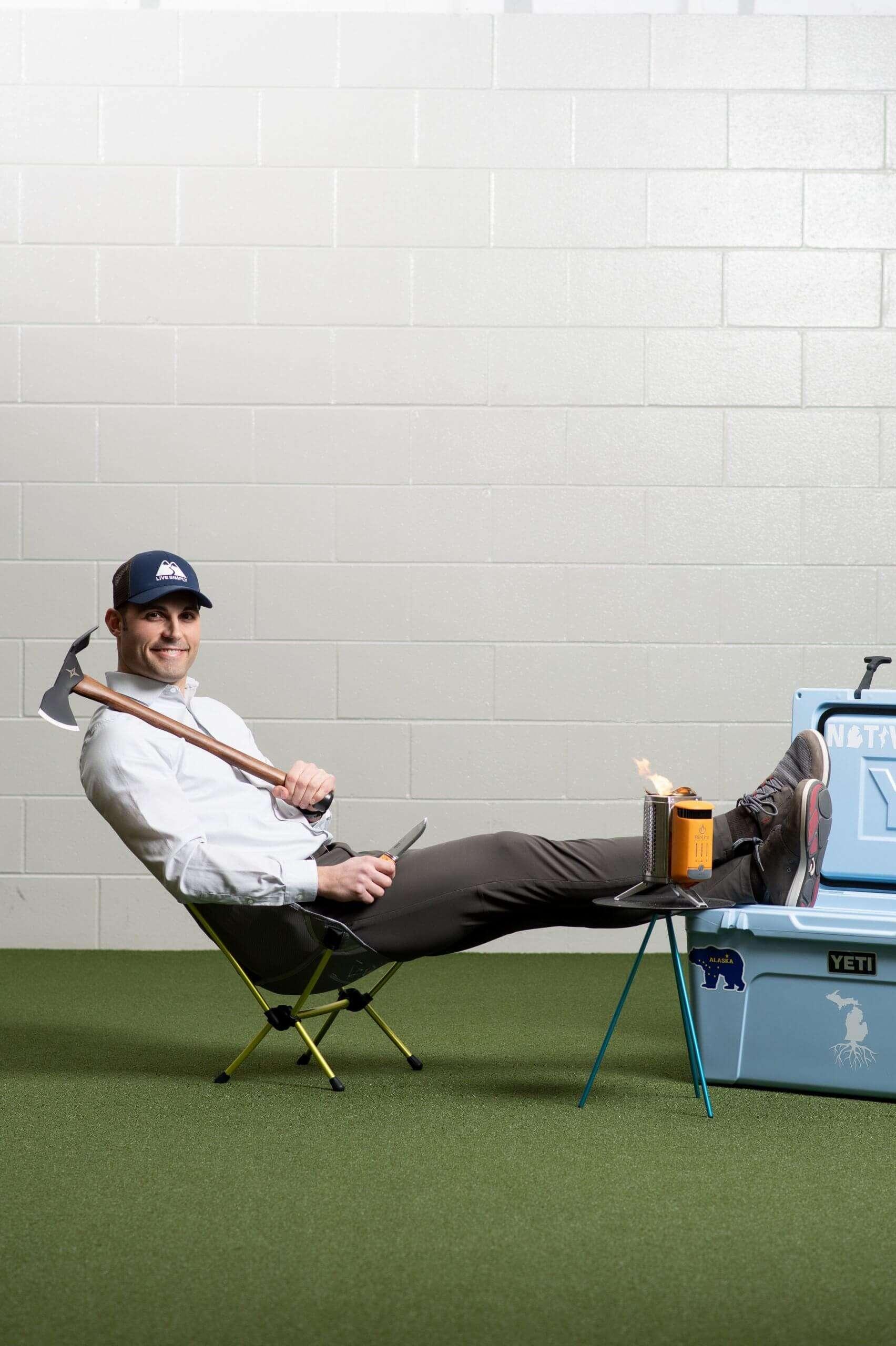 Justin Lyons, Physical Therapist, i'move Spring Lake