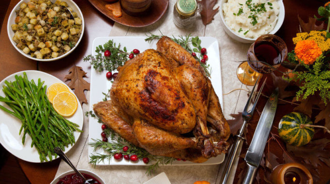 Holiday Nutrition Tips To Keep You On Track