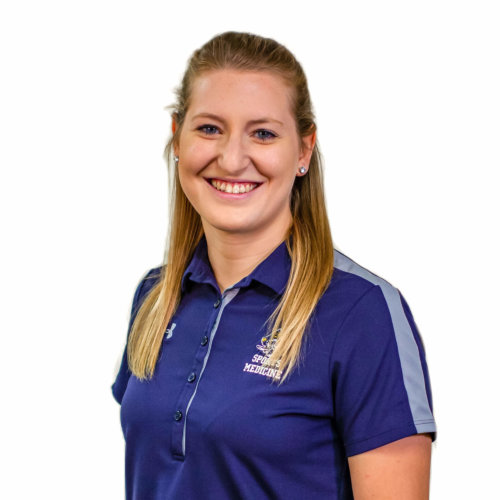 Katie Lamphere, Athletic Trainer, I'move Spring Lake, Grand Haven