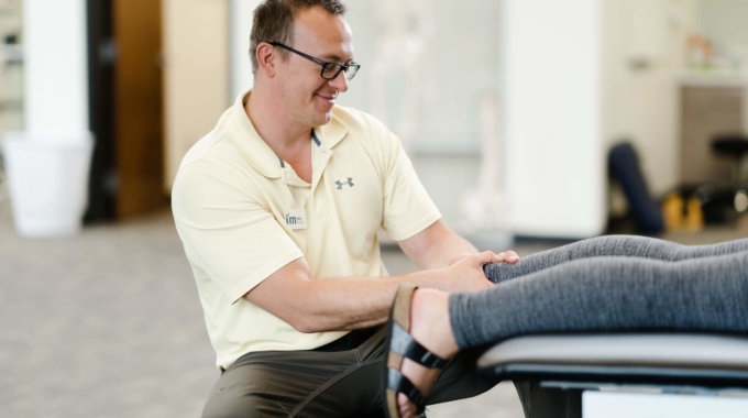 What To Look For In A Physical Therapist