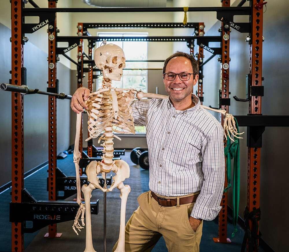 Eric Bastian, Physical Therapist, i'move, Spring Lake, Michigan