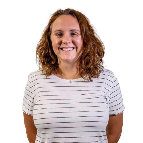 Heather Harrison, Athletic Trainer